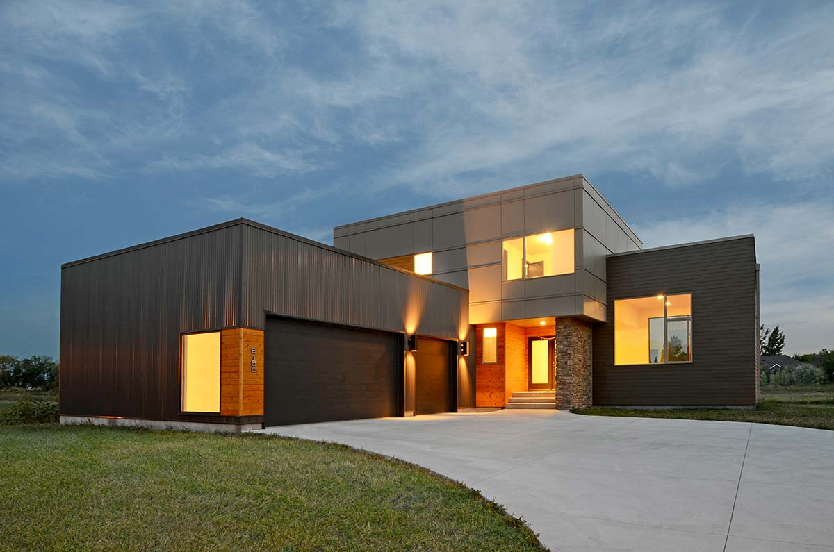 California Modern   Radiant Homes   Building Homes of Unmatched ...