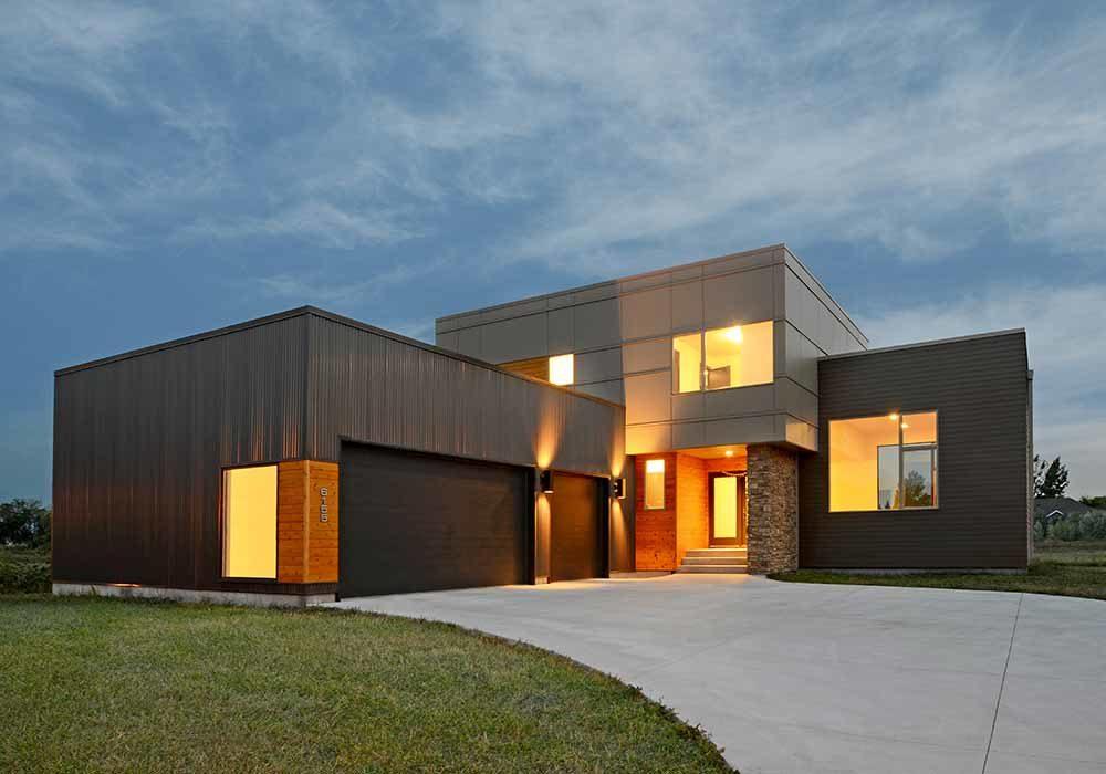 California Modern House Radiant Homes