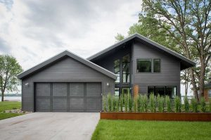 Modern Lake Cottage Radiant Homes