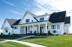 Stately Transitional Radiant Homes