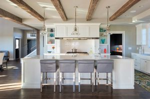 Timber Creek Eclectic Radiant Homes