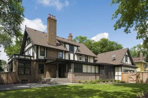 Tudor Renovation Radiant Homes