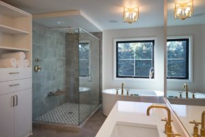 Edgewood Natural Preserve Master Bathroom