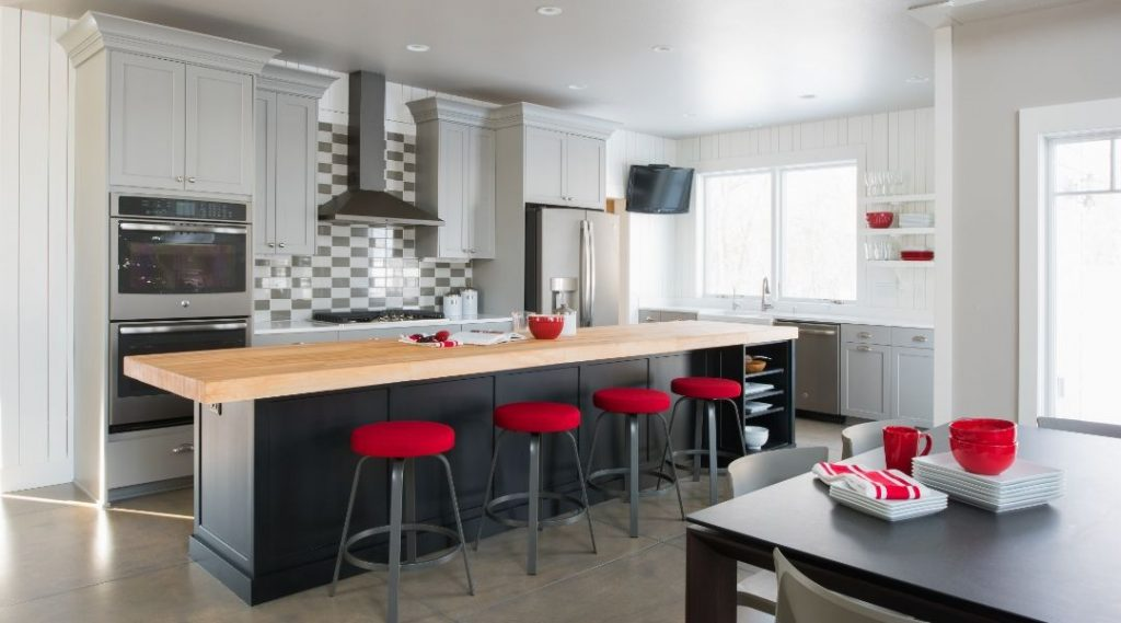 6 Custom Kitchen Islands You Ll Love Radiant Homes Fargo Nd
